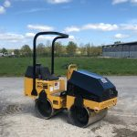 Hire of Compacting equipment
